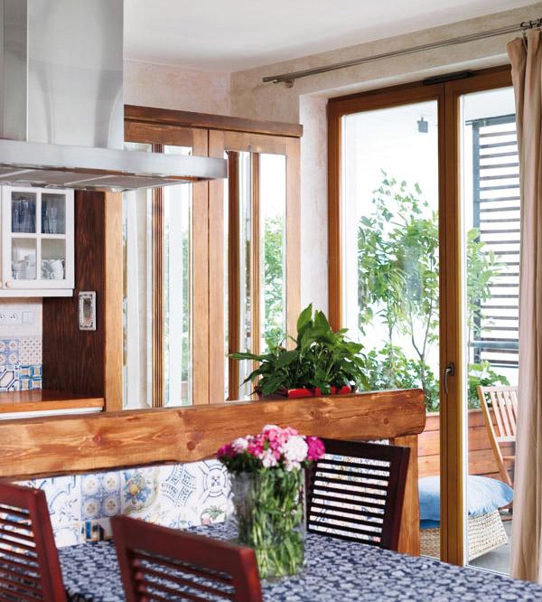 Теплое средиземноморье в вашей квартире. новости дизайна и а.